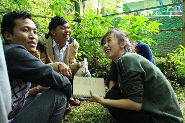 Cultivating our future forest leaders
