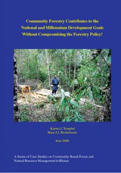Contribution of Community Forestry to Protected Areas Management