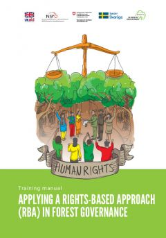 Applying a Rights-Based Approach (RBA) in Forest Governance