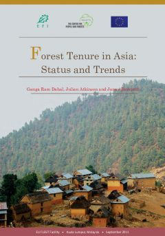 Forest Tenure in Asia: Status and Trends