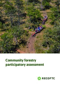 Community forestry participatory assessment: A guide for practitioners