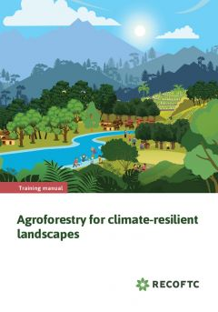 Agroforestry for climate-resilient landscapes